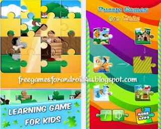 Puzzle Games for Kids Android free download