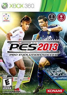 Poster PES2013 XBOX360 PackShot Download – Jogo PES : Pro Evolution Soccer 2013 – XBOX360 (2012)