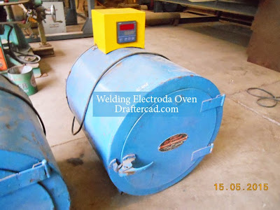 Modifikasi Welding electroda oven