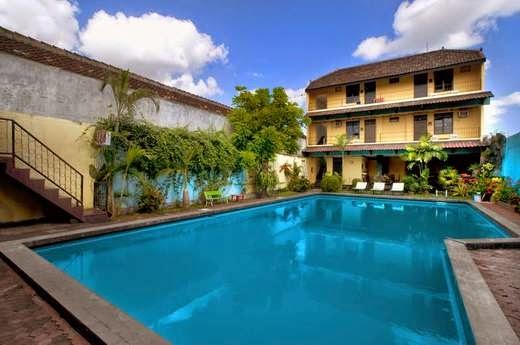 Review Hotel Murah Yang Ada Kolam Renangnya Pilihan Favorit Beberapa Keluarga Sedang Liburan Di YogyakartaTerletak Prawirotaman Kotagede