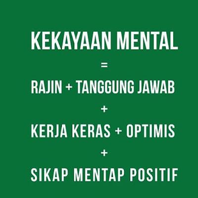 Kekayaan mental