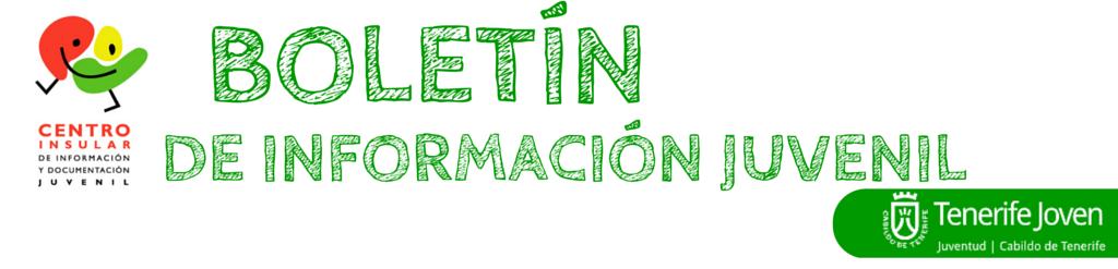 BOLETIN DE INFORMACIÓN JUVENIL