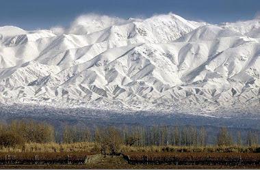 Cordillera de Los Andes - Mendoza Argentina