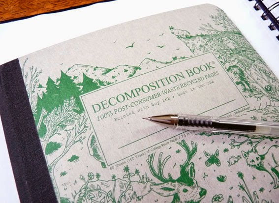 a penchant for paper notebook review decomposition book notebook review decomposition book