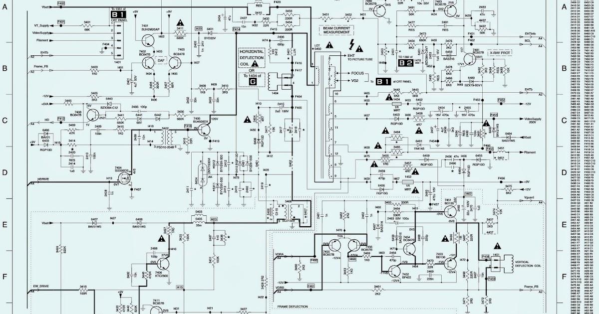 Philips Tv Wiring Diagram - Free Vehicle Wiring Diagrams •