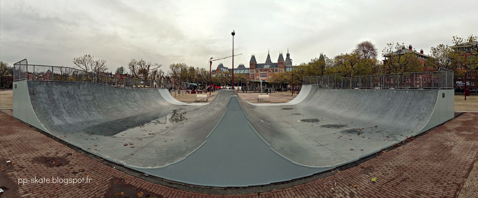Skate park Amsterdam