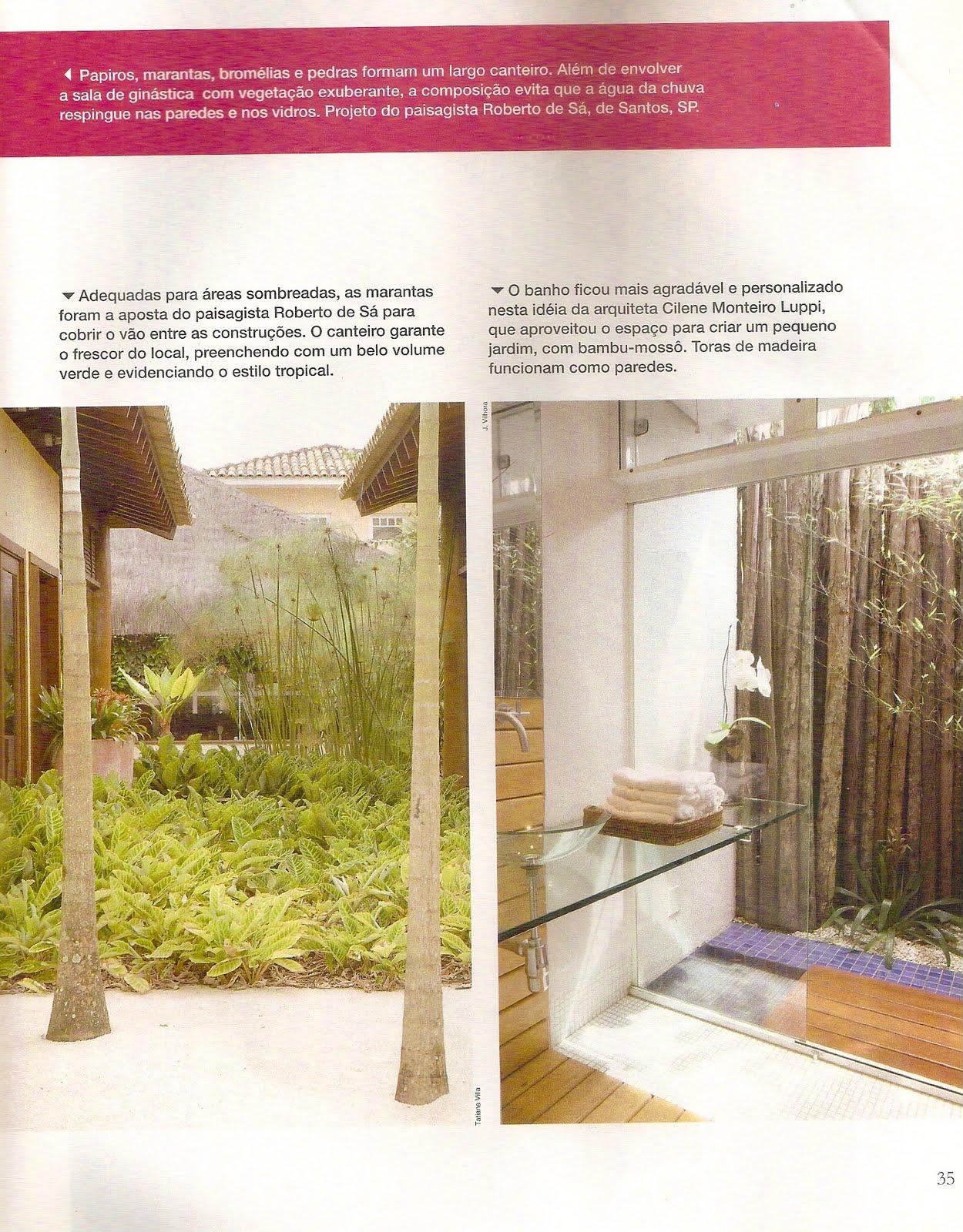 285021 jardim de inverno embaixo da escada Modelos de jardim de #99324C 1250x1600 Banheiro Com Jardim Vertical