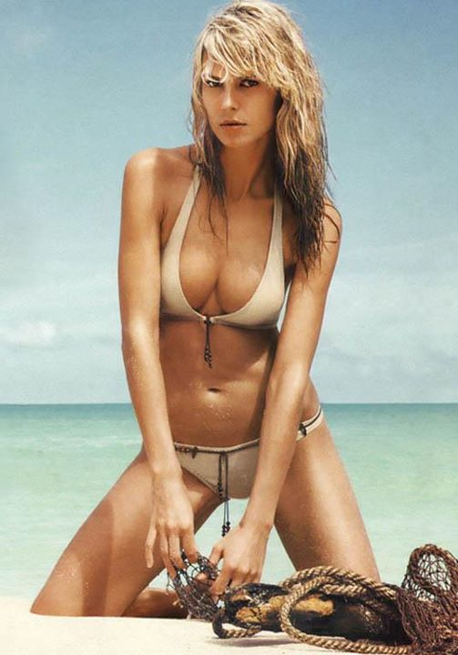 Victoria's Secret Models: Heidi Klumheid