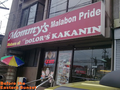 Dolor's Sapin-Sapin - Mommy's Pride Congressional Avenue