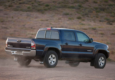 wallpaper Toyota Tacoma 2012 cars
