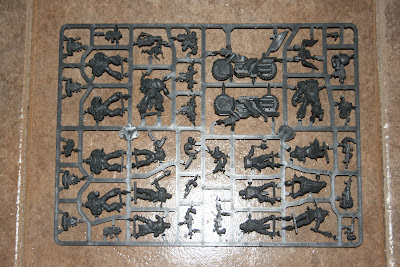 Warhammer 40000: Venganza Oscura primera matriz