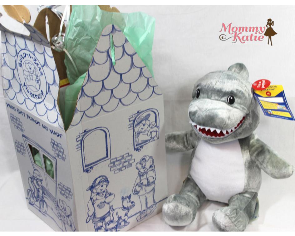 Toothy Shark Build A Bear