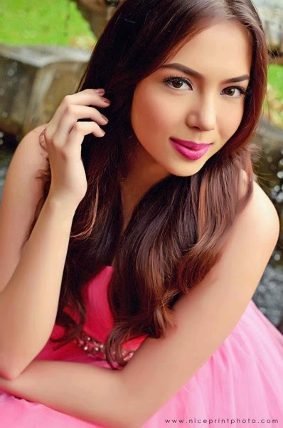 beautiful, exotic, exotic pinay beauties, filipina, hot, julia montes, pinay, pretty, sexy, swimsuit