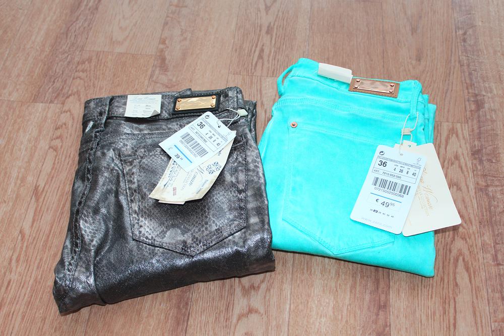 Zara, Trousers, Pants, Snake Print, LIVE 2013
