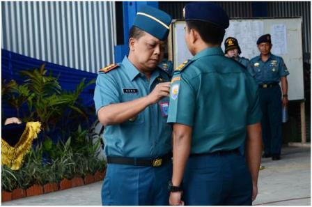 Pelatihan Calon Awak KCR Trimaran KRI Kelewang-625