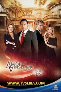 Ver Online Amores Verdaderos Capitulo 36 Lunes 22 de Octubre del 2012 (amores verdaderos tvseria)