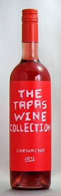タパス・ワイン・コレクション ガルナッチャ ロザート 2012