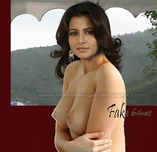 Koyel Mallik Awesome Fake Nude Picture