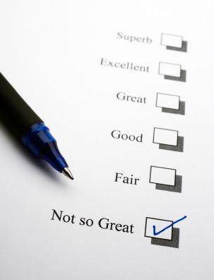 survey checklist sample
