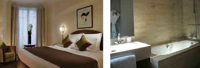 hotel lutétia, paris