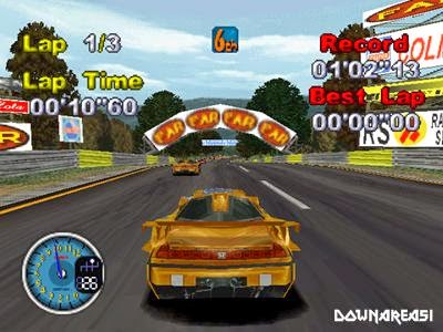 all star racing psx