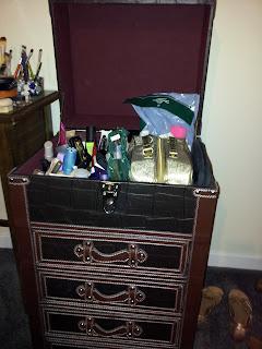 Makeup Storage Ideas on Makeup Matters  Makeup Storage Ideas   Reduce  Reuse  Recycle