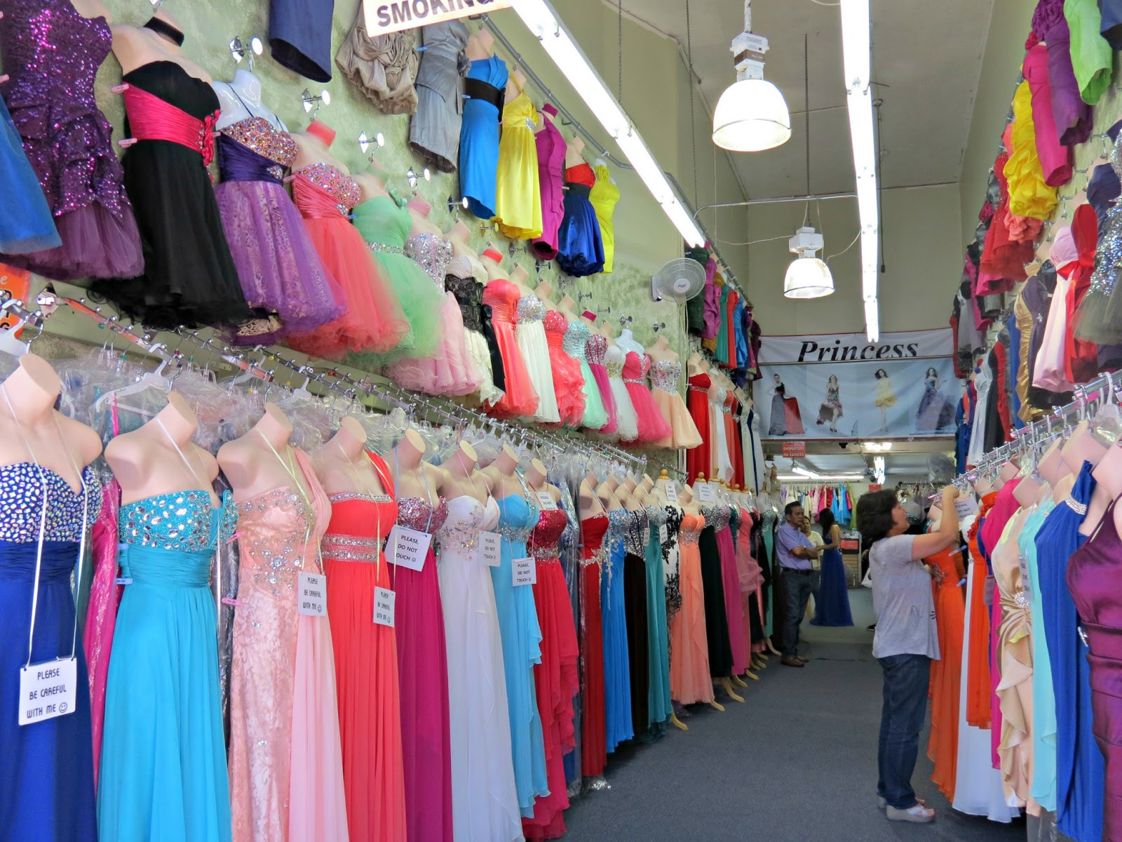 Princess Prom and Special Occasion Dress Store