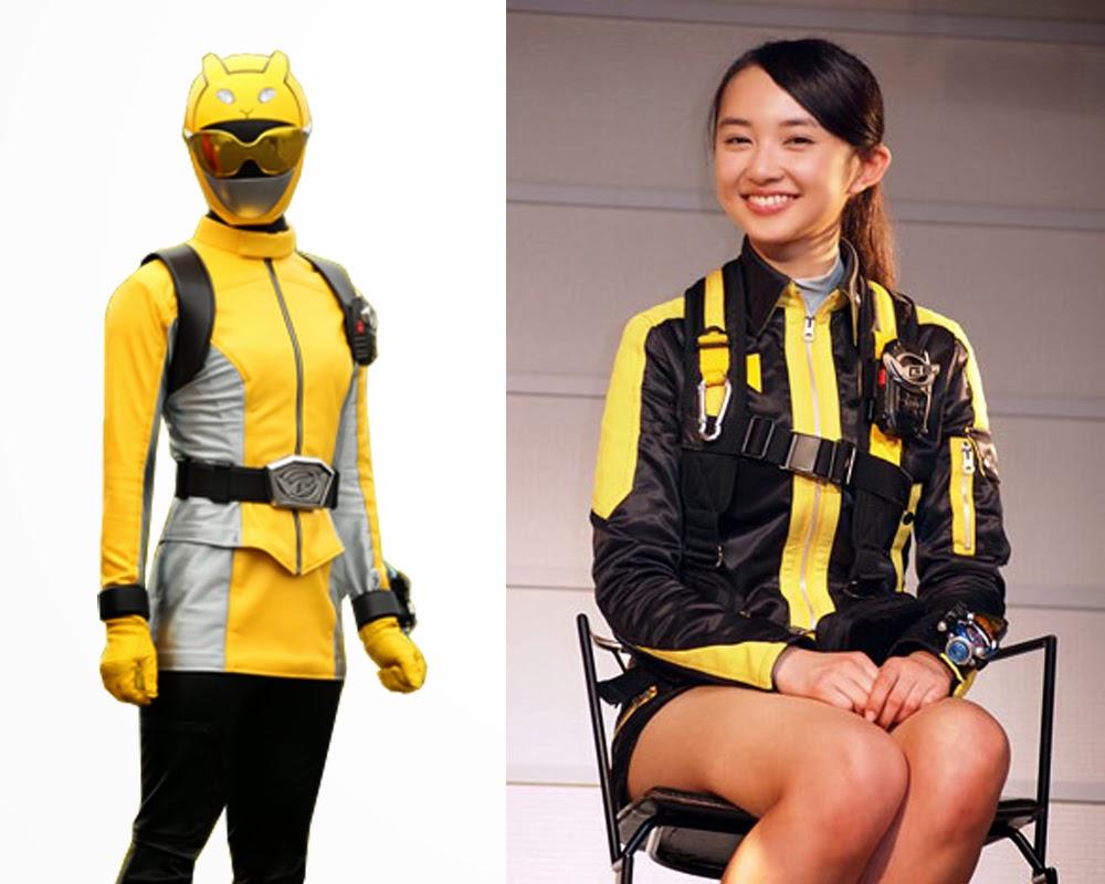 Yoko Usami (Yellow Buster)