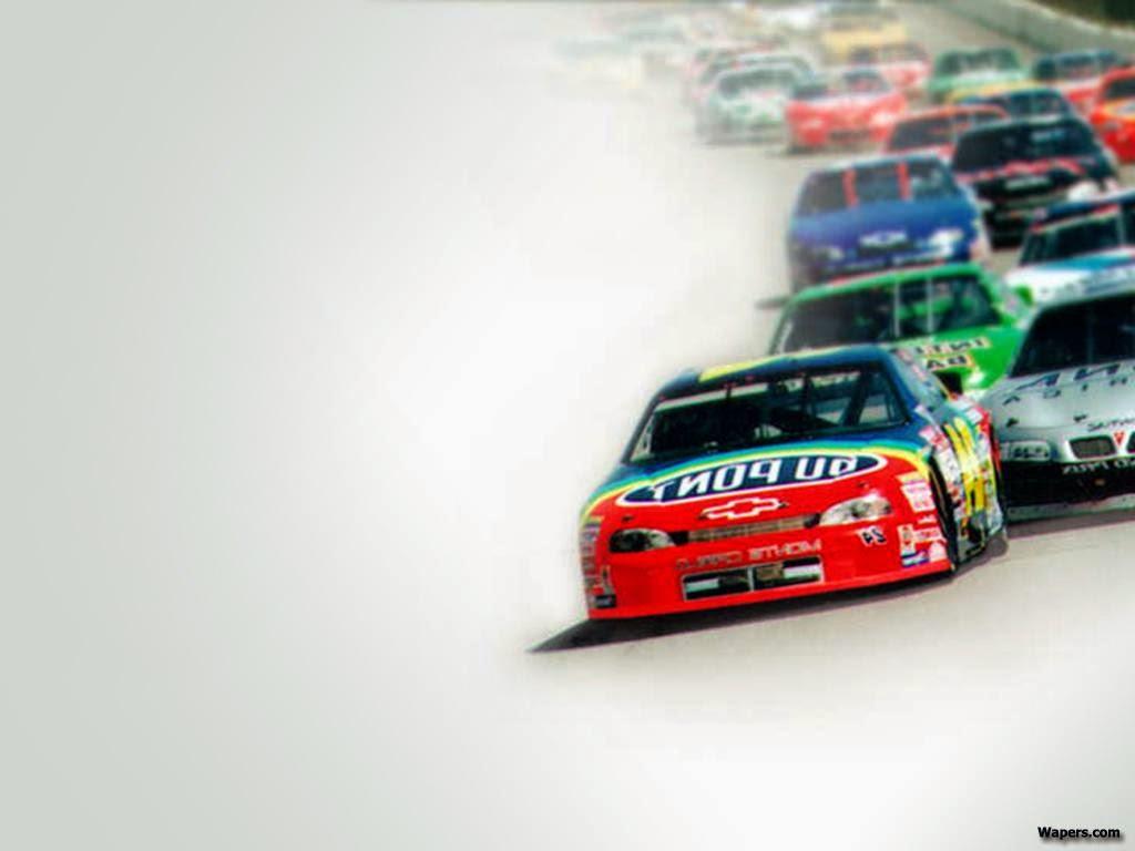 Gambar Mobil Balap Nascar Wallpaper Yang Keren