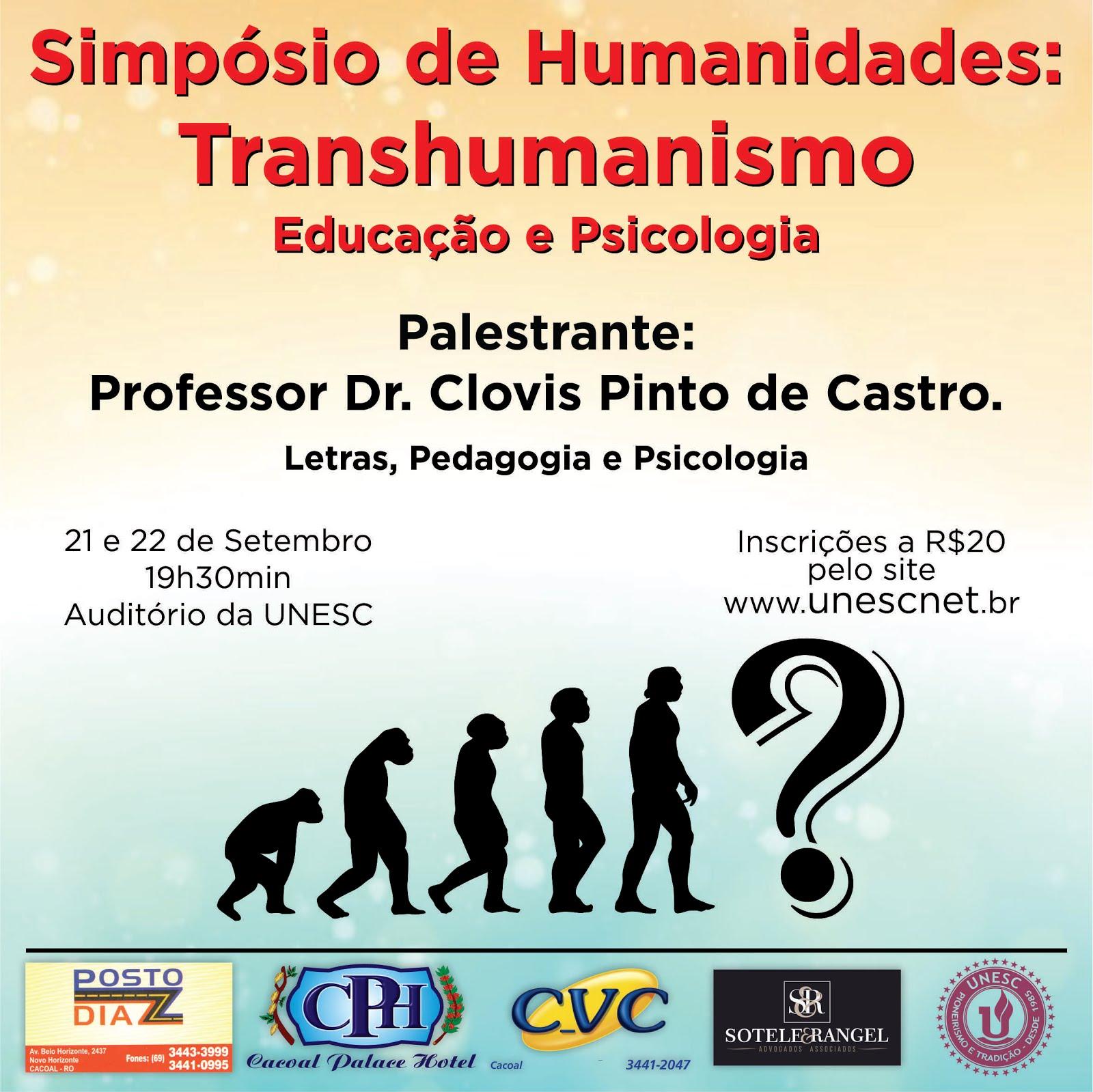 SIMPÓSIO DE HUMANIDADES