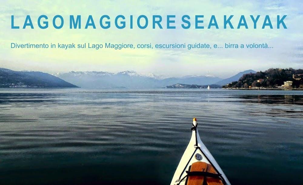 LAGO MAGGIORE SEA KAYAK