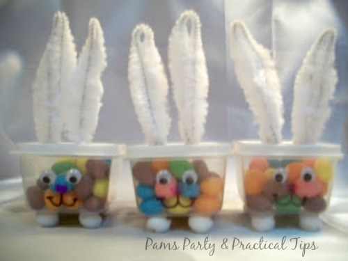 Bunny Candy Treat Boxes