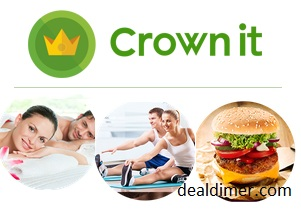 Crownit 100% Cashback on 1st Bill (Maximum Rs.300)