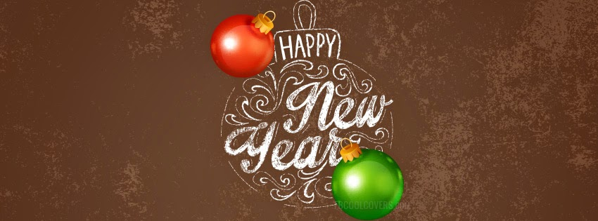 Happy New Year Facebook Wallpaper 2016 Free Download