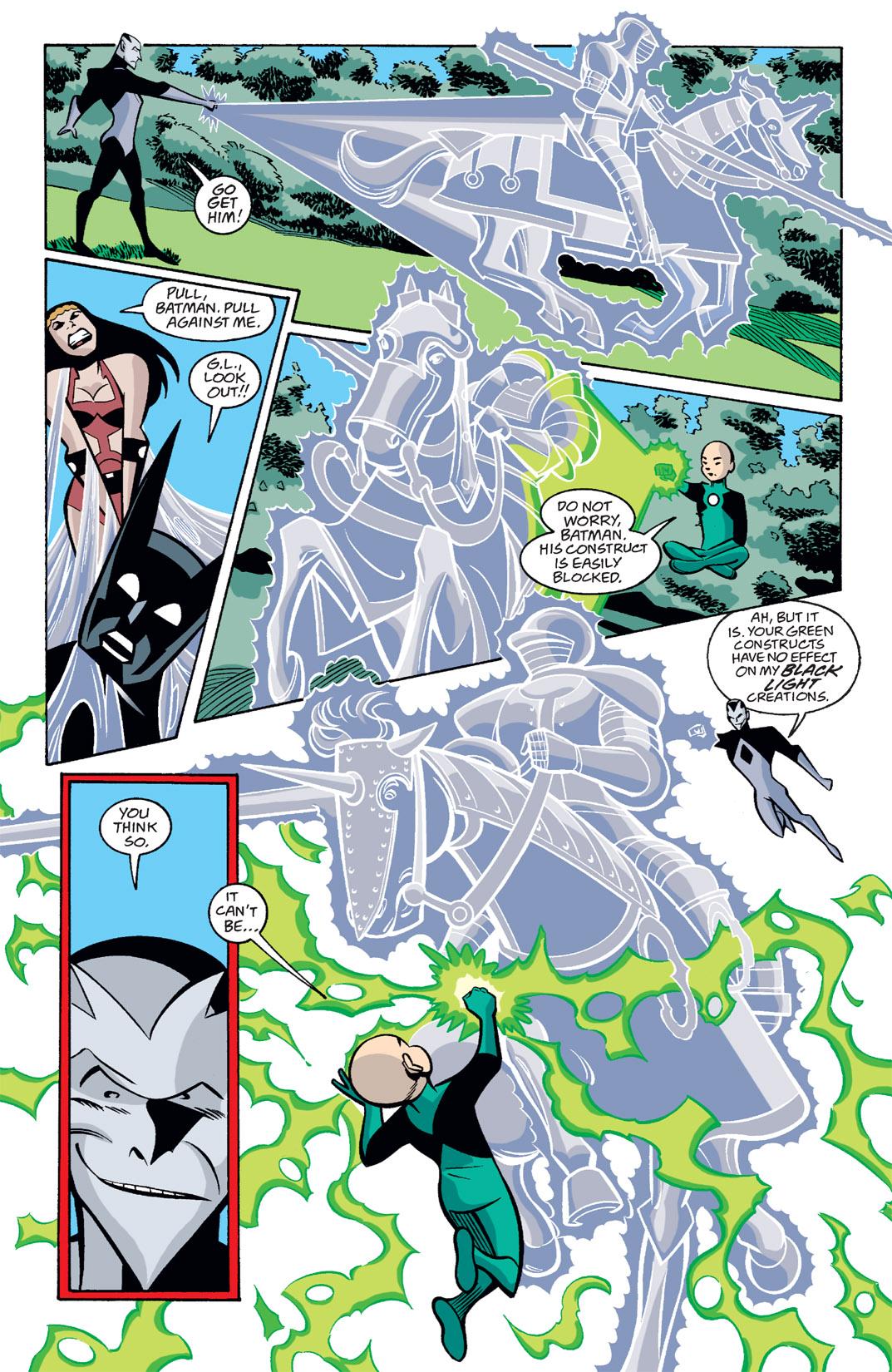 Batman Beyond [II] Issue #21 #21 - English 18