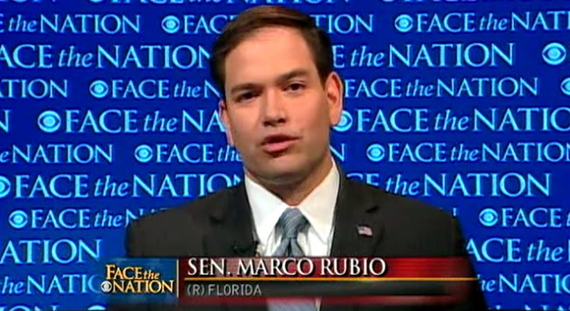 Marco Rubio Face the Nation 07/17/11