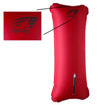 Annapolis Performance Sailing Opti Airbags Red Long Tube EX1219CL