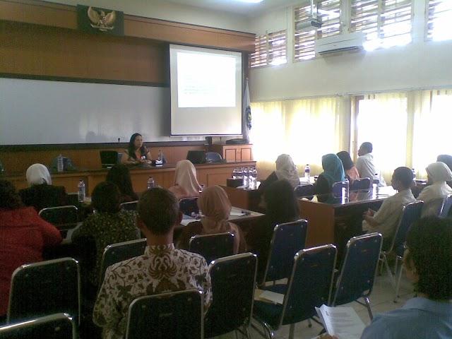 Koordinasi Pelatihan Literasi Informasi