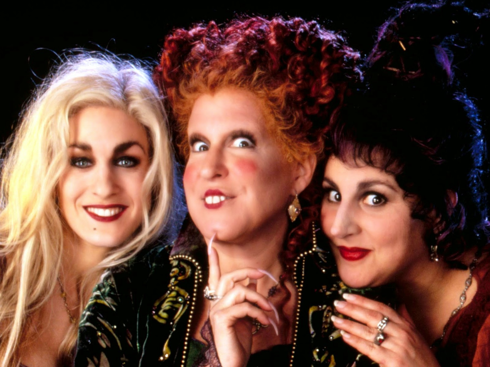 bette midler as the creepiest witch a young child could imagine this american horror comedy is fun for the whole family set in salem the spirits of the - Halloween Movies For Young Kids