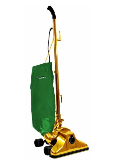 photo of govacuum gold plated vacuum cleaner