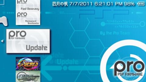 PSP 6.60 PRO-B10