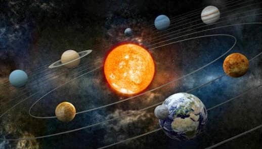 Günəş sisteminin elementləri