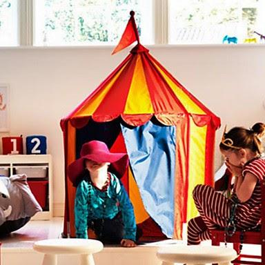 Casita para niños Carpa de Circo
