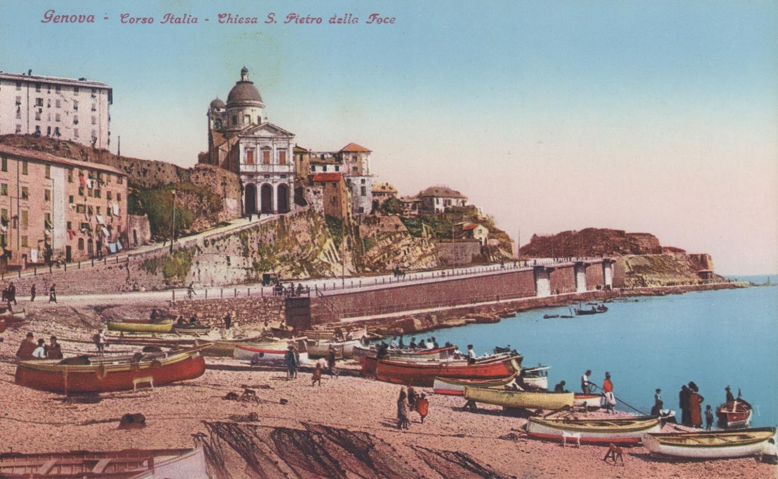 Hotel Genova Corso Italia