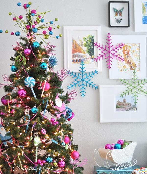 Dicas, ideias,fotos, inspirações e tutoriais em vídeos para a decoração de Natal