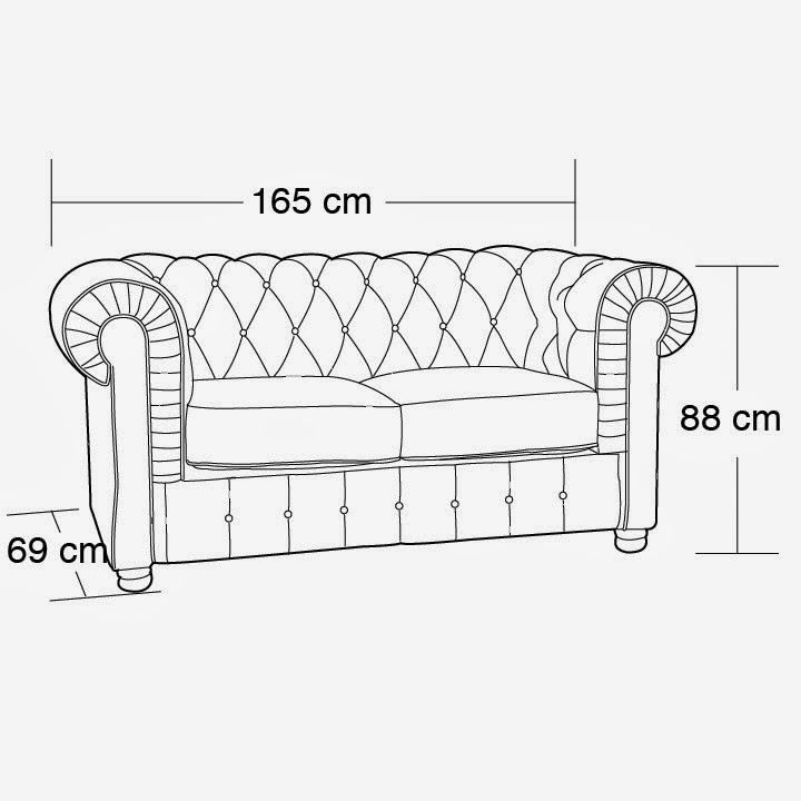 Cerchi un divano Chesterfield su misura?
