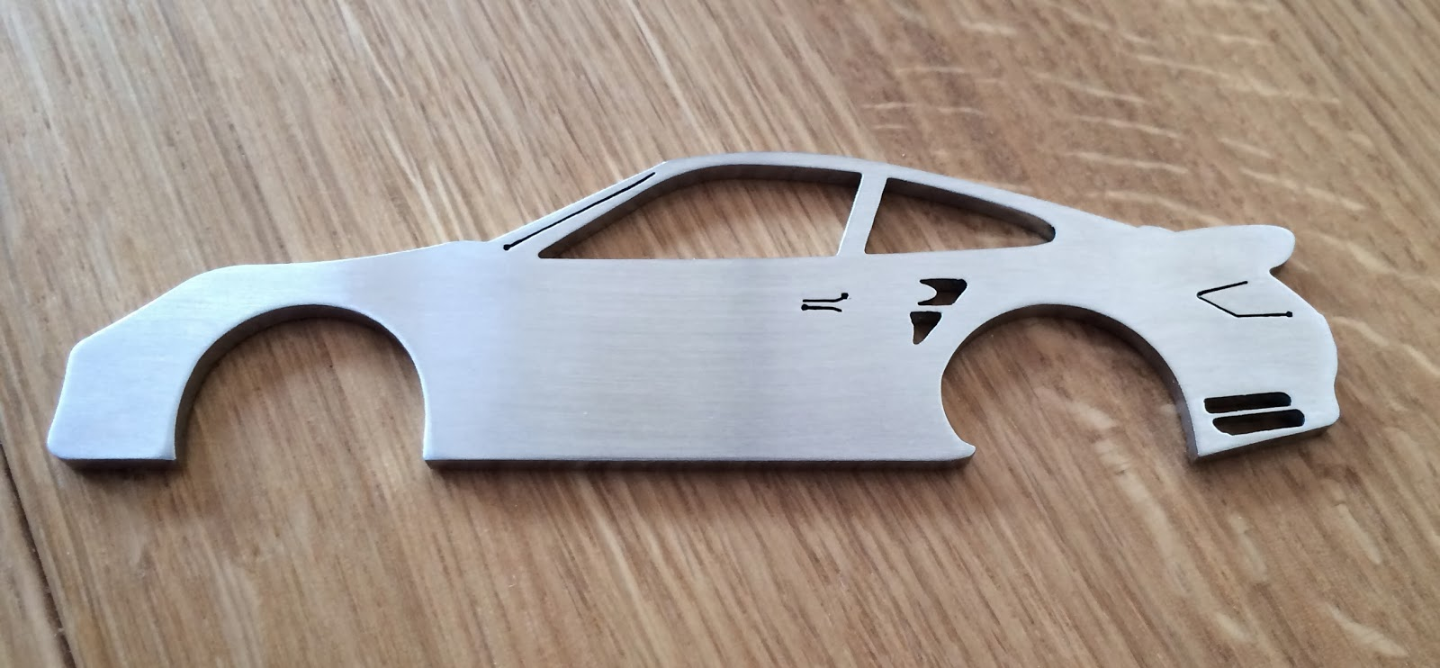 A Porsche 911 bottle opener - cool or what?