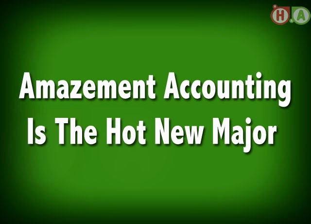 Amazement Accounting Is The Hot New Major