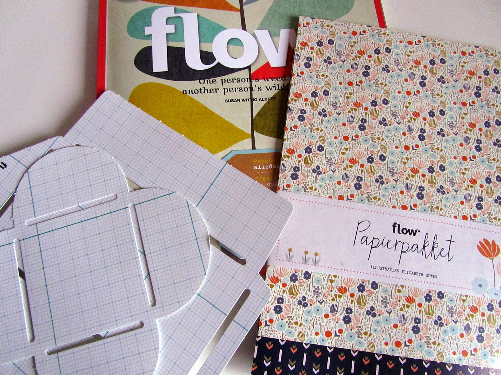 Flow's paper package