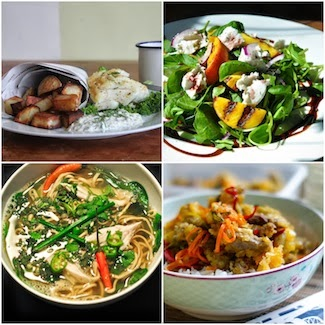 Top Ten Twenty Minute Recipes.